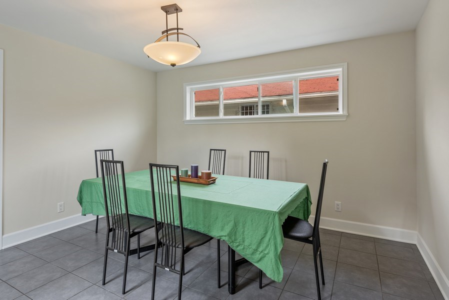 Real Estate Photography - 4207 S. Willow St, Seattle, WA, 98118 - Dining Room