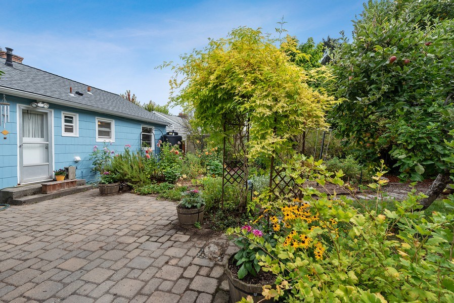 Real Estate Photography - 4207 S. Willow St, Seattle, WA, 98118 - Rear View