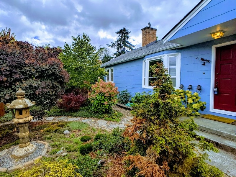 Real Estate Photography - 4207 S. Willow St, Seattle, WA, 98118 -