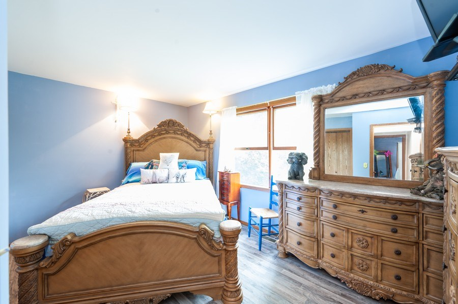 Real Estate Photography - 2612 Crystal Lake Ave, Cary, IL, 60013 - Master Bedroom
