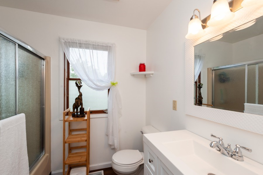 Real Estate Photography - 2612 Crystal Lake Ave, Cary, IL, 60013 - Bathroom