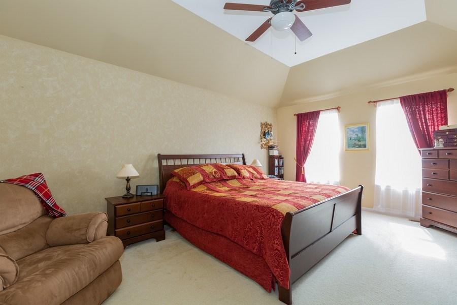 Real Estate Photography - 1500 Gander Ct, Crystal Lake, IL, 60014 - Master Bedroom