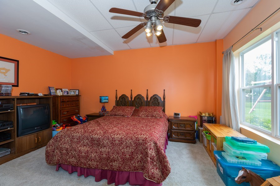 Real Estate Photography - 1500 Gander Ct, Crystal Lake, IL, 60014 - 5th Bedroom