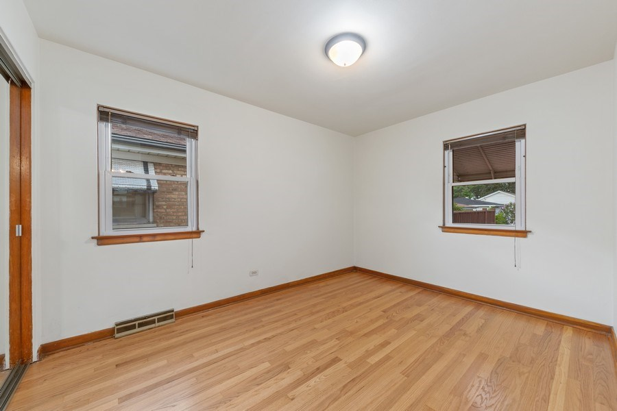 Real Estate Photography - 4303 Maple Ave, Stickney, IL, 60402 - 3rd Bedroom