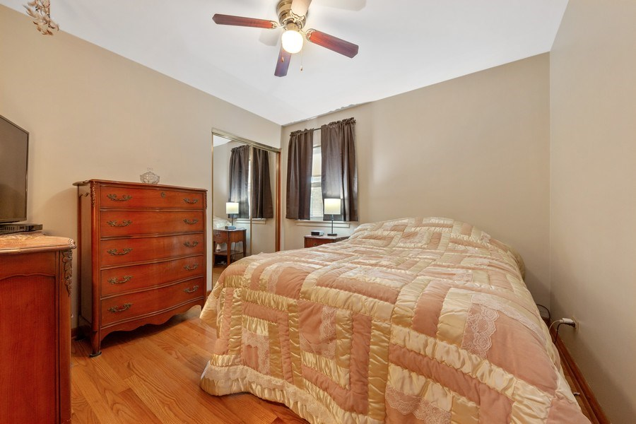 Real Estate Photography - 4303 Maple Ave, Stickney, IL, 60402 - Bedroom