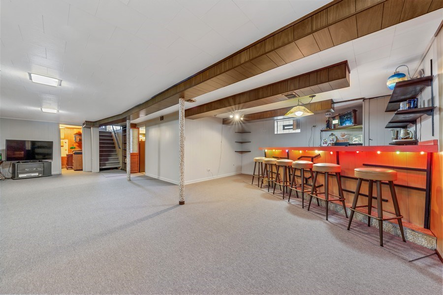 Real Estate Photography - 4303 Maple Ave, Stickney, IL, 60402 - Basement