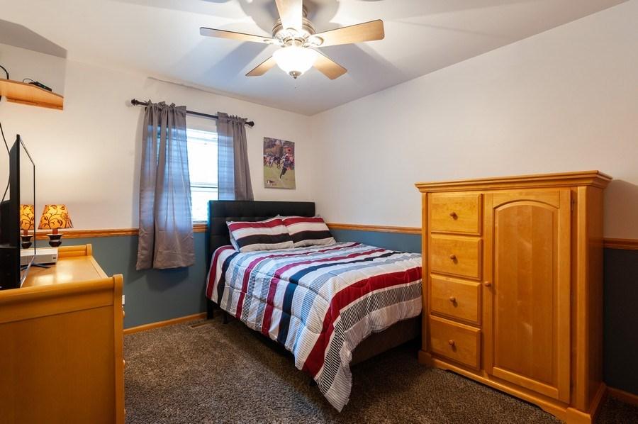 Real Estate Photography - 1224 Sun Lake Court, Lake Villa, IL, 60046 - 2nd Bedroom