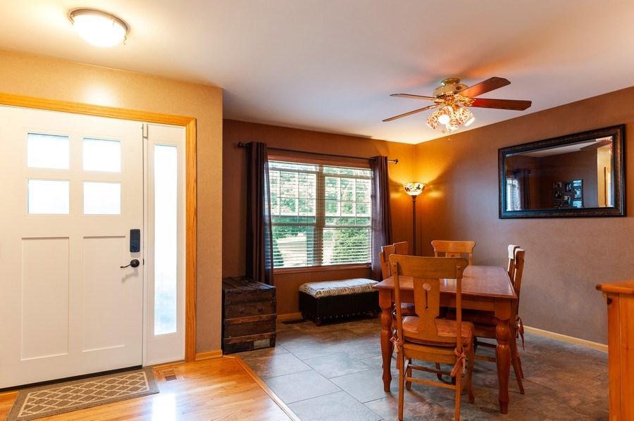 Real Estate Photography - 1224 Sun Lake Court, Lake Villa, IL, 60046 - Dining Room