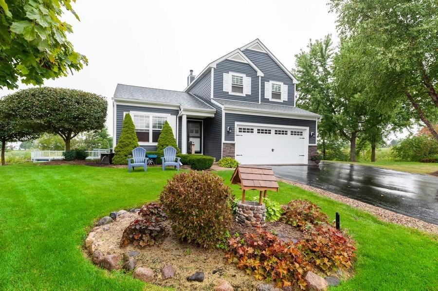 Real Estate Photography - 1224 Sun Lake Court, Lake Villa, IL, 60046 - Front View