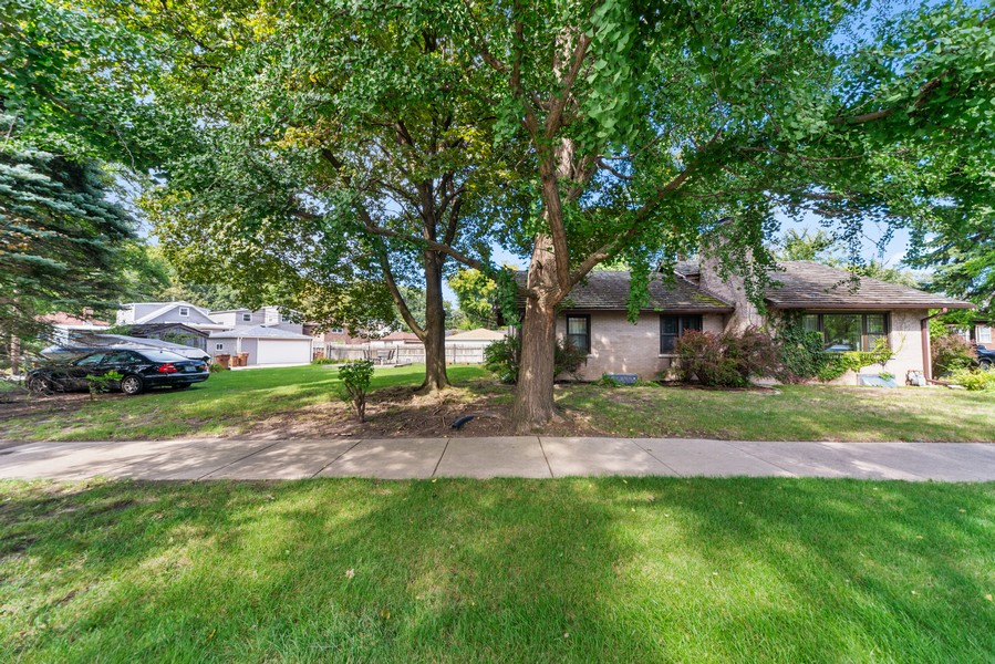 Real Estate Photography - 2800 Forest Ave, River Grove, IL, 60171 - Side View