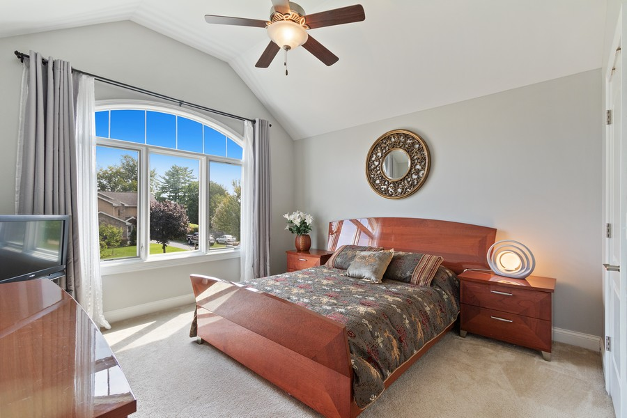 Real Estate Photography - 702 N.Morrision, Palatine, IL, 60067 - 2nd Bedroom