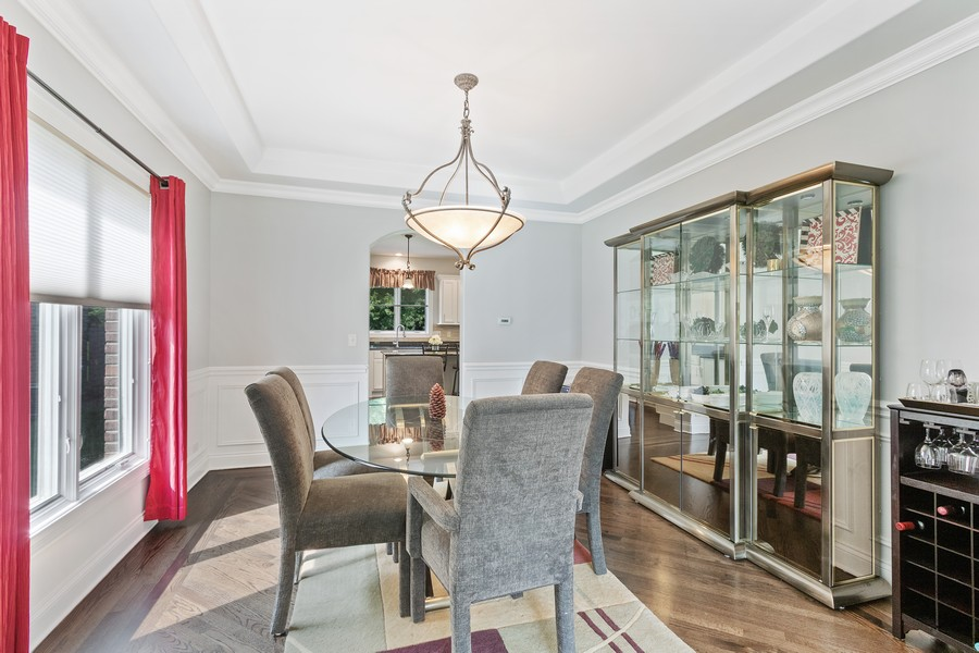 Real Estate Photography - 702 N.Morrision, Palatine, IL, 60067 - Dining Room