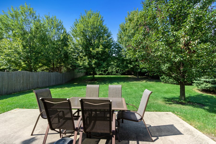 Real Estate Photography - 702 N.Morrision, Palatine, IL, 60067 - Back Yard
