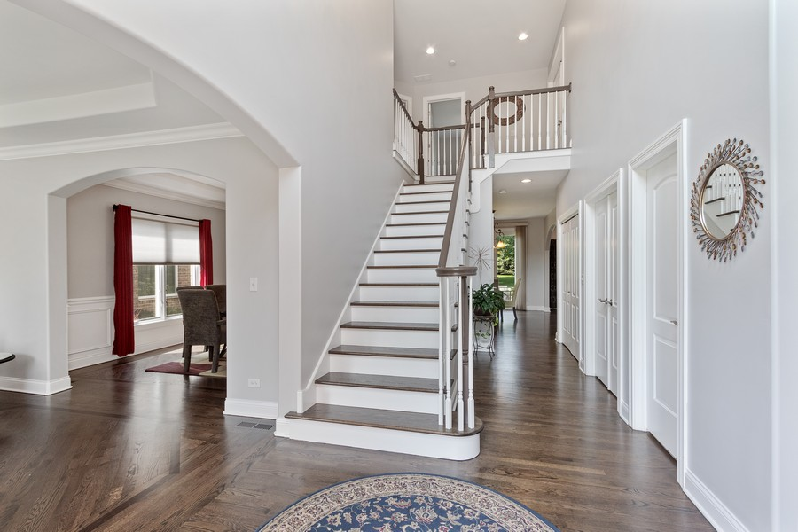 Real Estate Photography - 702 N.Morrision, Palatine, IL, 60067 - Foyer