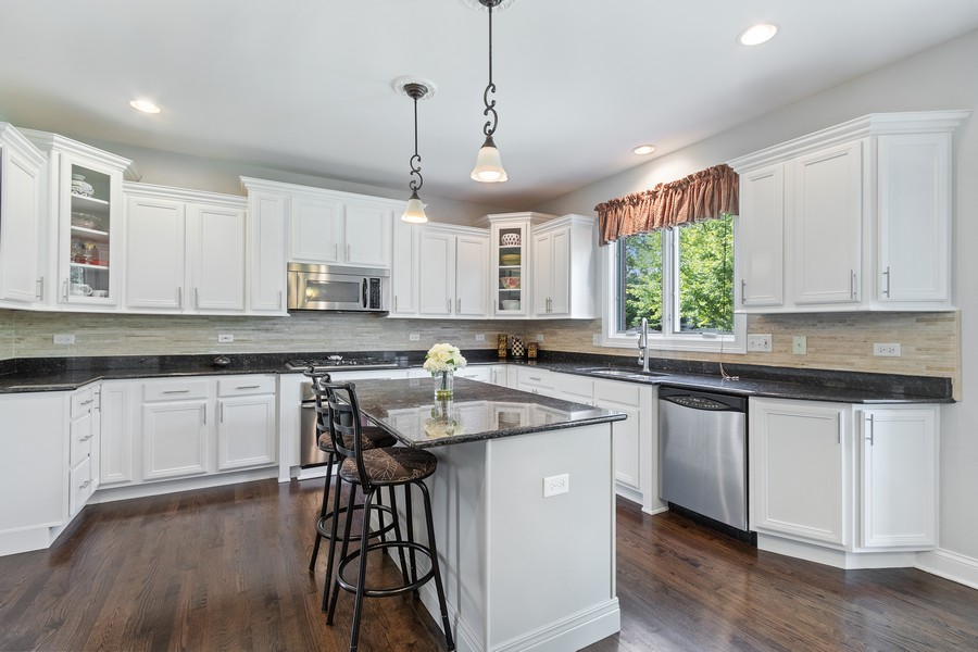 Real Estate Photography - 702 N.Morrision, Palatine, IL, 60067 - Kitchen