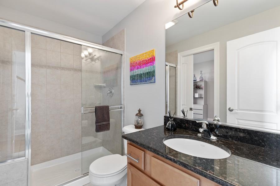 Real Estate Photography - 702 N.Morrision, Palatine, IL, 60067 - Half Bath
