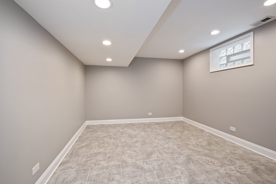 Real Estate Photography - 9043 Jeffery, Chicago, IL, 60617 - 3rd Bedroom