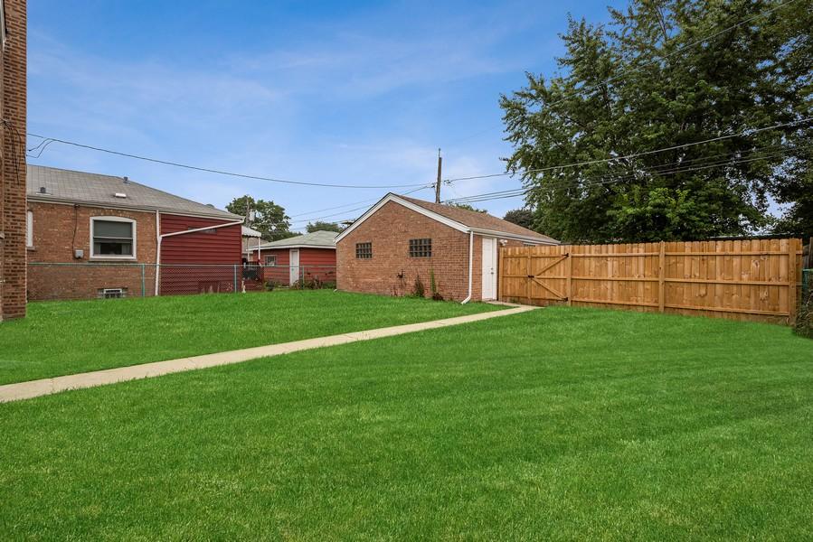 Real Estate Photography - 9043 Jeffery, Chicago, IL, 60617 - Garage
