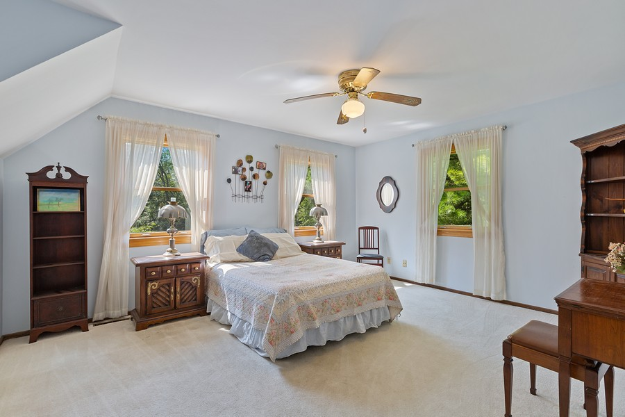 Real Estate Photography - 7350 Great Hill Rd, Crystal Lake, IL, 60012 - 4th Bedroom