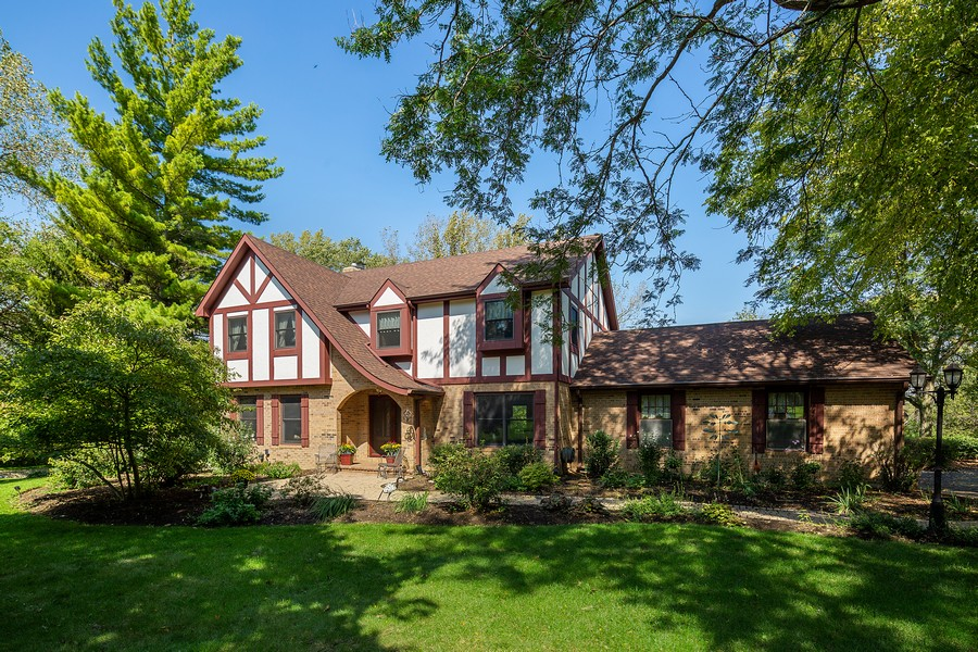 Real Estate Photography - 7350 Great Hill Rd, Crystal Lake, IL, 60012 - Front View