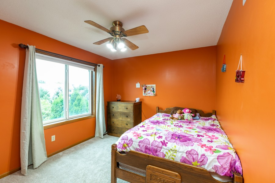 Real Estate Photography - 7273 Jordon Ave S, Cottage Grove, MN, 55016 - 2nd Bedroom