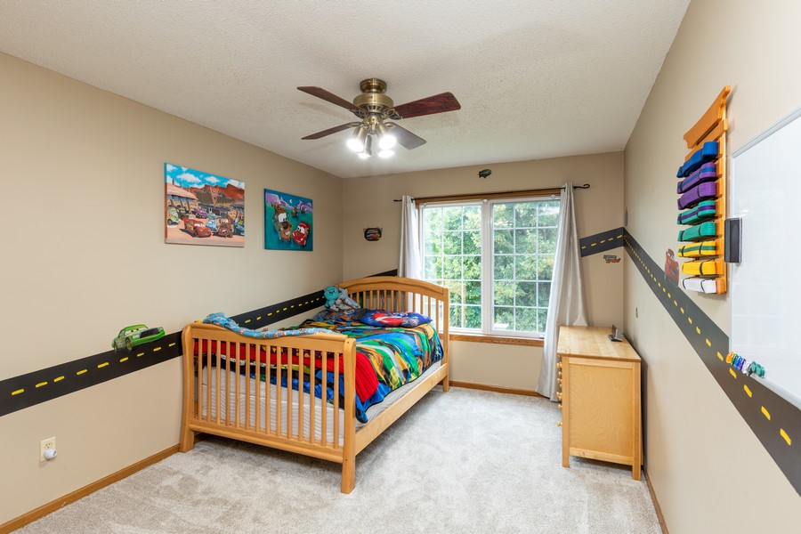 Real Estate Photography - 7273 Jordon Ave S, Cottage Grove, MN, 55016 - 3rd Bedroom