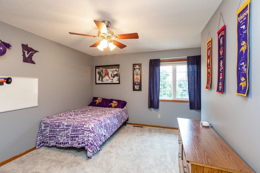 Real Estate Photography - 7273 Jordon Ave S, Cottage Grove, MN, 55016 - 4th Bedroom