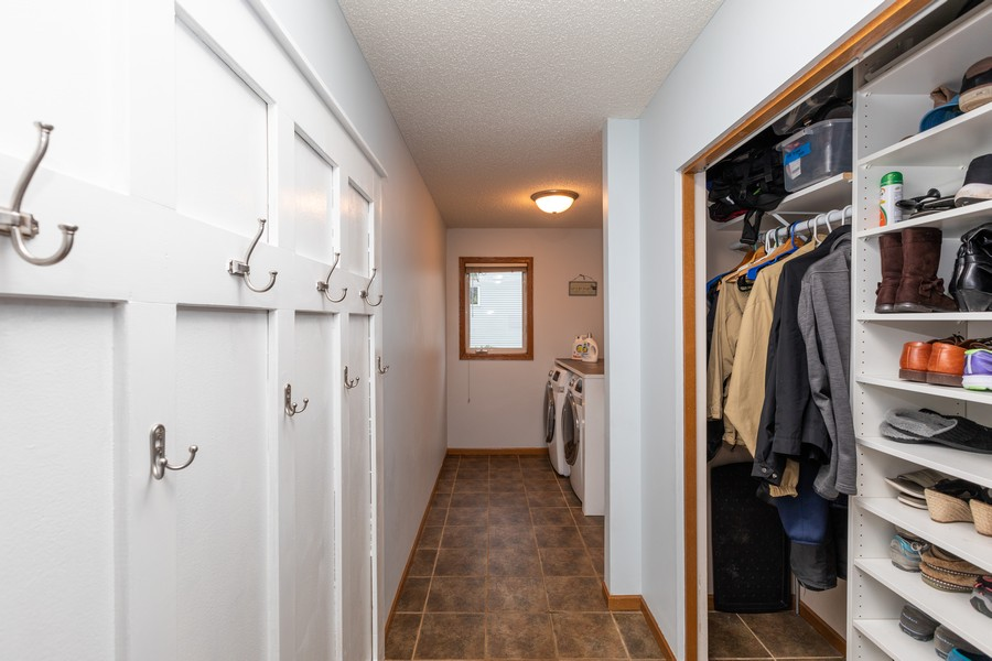 Real Estate Photography - 7273 Jordon Ave S, Cottage Grove, MN, 55016 - Laundry Room