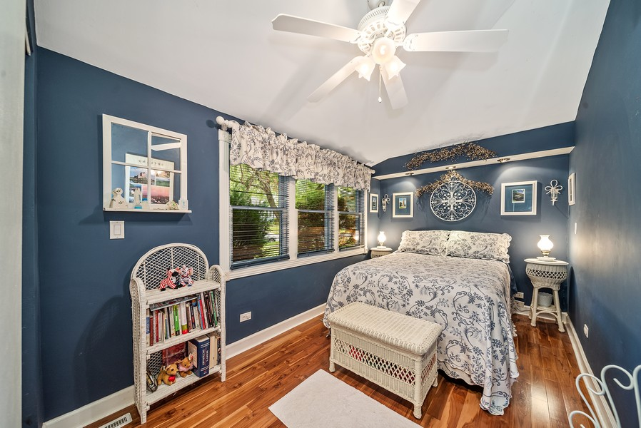 Real Estate Photography - 1014 Clay St, Woodstock, IL, 60098 - Master Bedroom