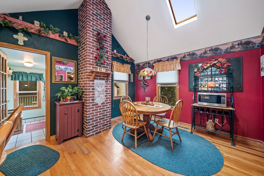 Real Estate Photography - 1014 Clay St, Woodstock, IL, 60098 - Dining Room