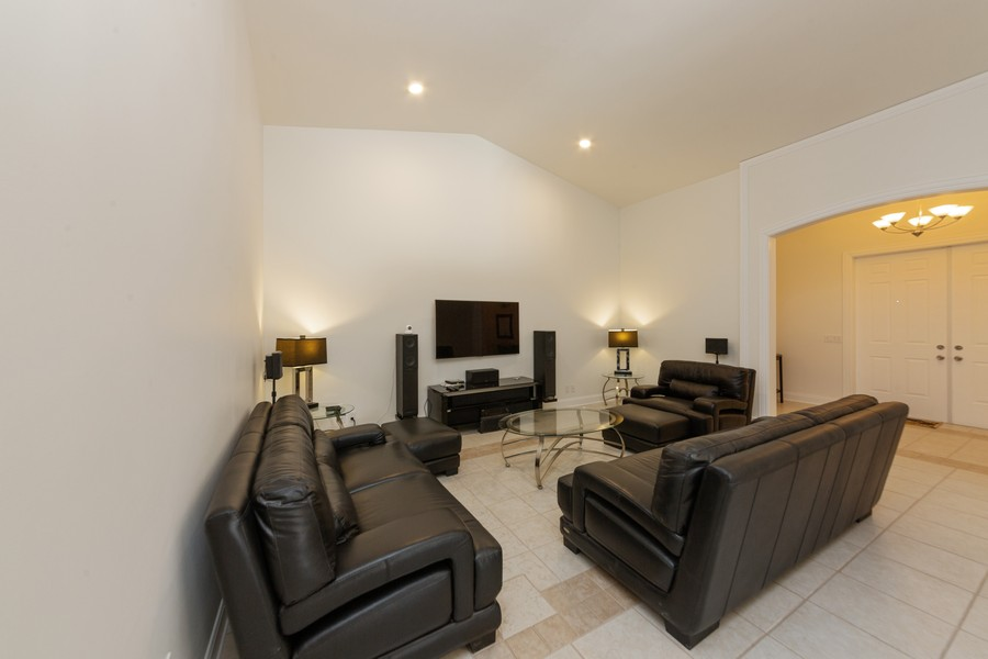 Real Estate Photography - 11144 Waterford Ave, Englewood, FL, 34224 - Foyer/Living Room
