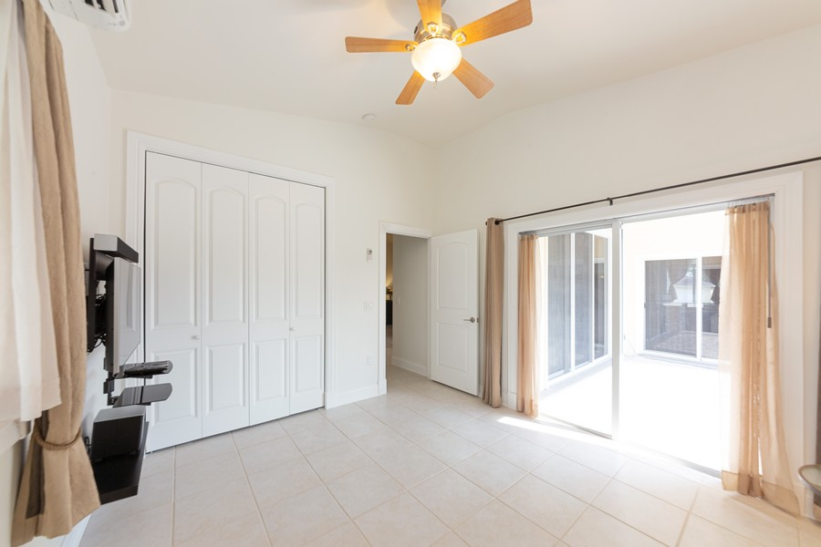 Real Estate Photography - 11144 Waterford Ave, Englewood, FL, 34224 - 2nd Bedroom
