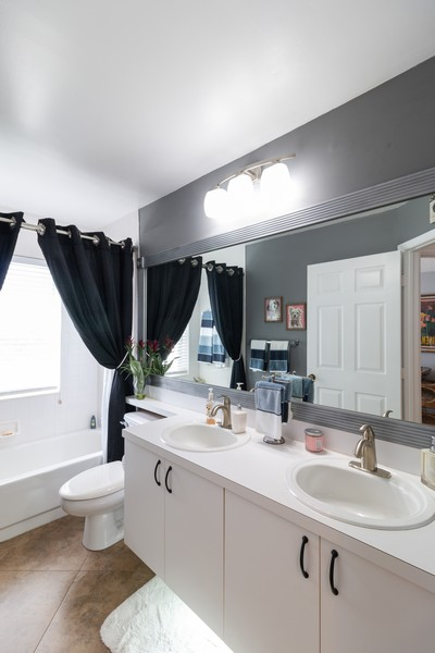 Real Estate Photography - 18336 Coral Chase Drive, Boca Raton, FL, 33498 - Bathroom