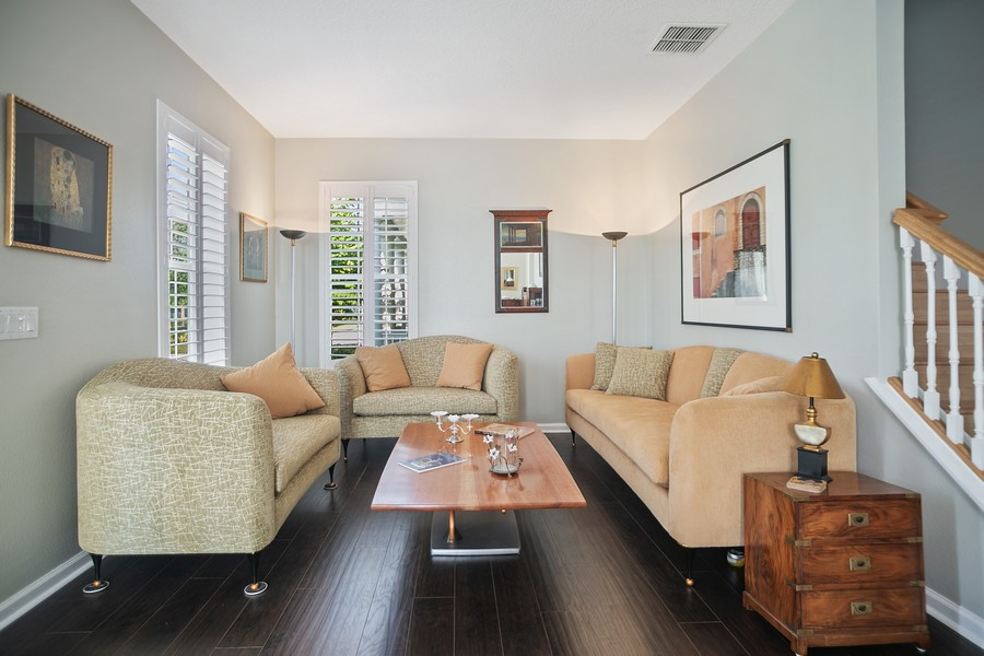 Real Estate Photography - 1103 Mosaic Drive, Celebration, FL, 34747 - Living Room