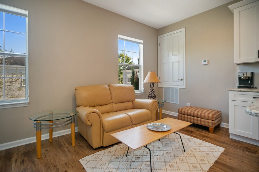 Real Estate Photography - 1103 Mosaic Drive, Celebration, FL, 34747 - Apartment Living Area