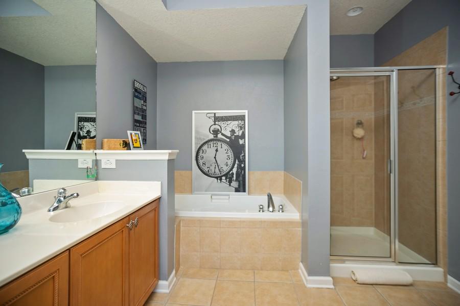 Real Estate Photography - 1103 Mosaic Drive, Celebration, FL, 34747 - Master Bath 2