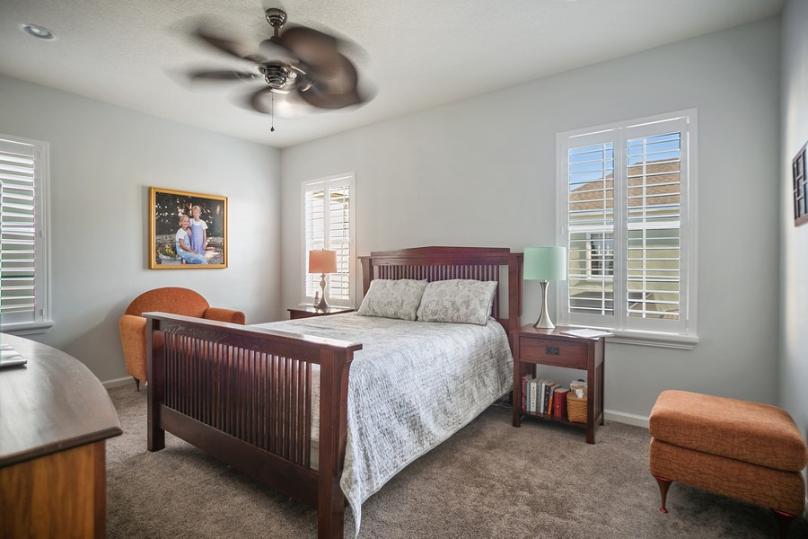 Real Estate Photography - 1103 Mosaic Drive, Celebration, FL, 34747 - Master Bedroom