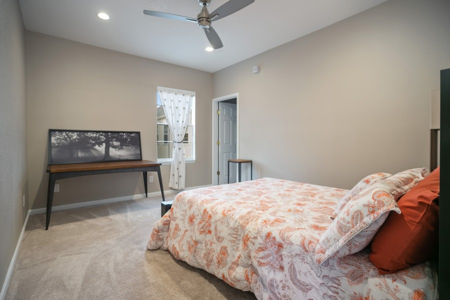 Real Estate Photography - 1103 Mosaic Drive, Celebration, FL, 34747 - Apartment Bedroom