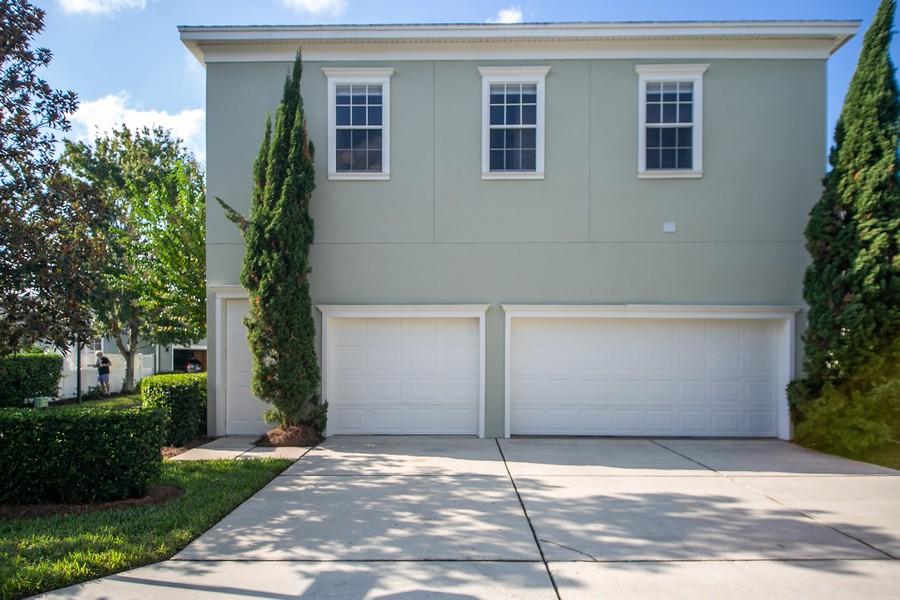 Real Estate Photography - 1103 Mosaic Drive, Celebration, FL, 34747 - Garage