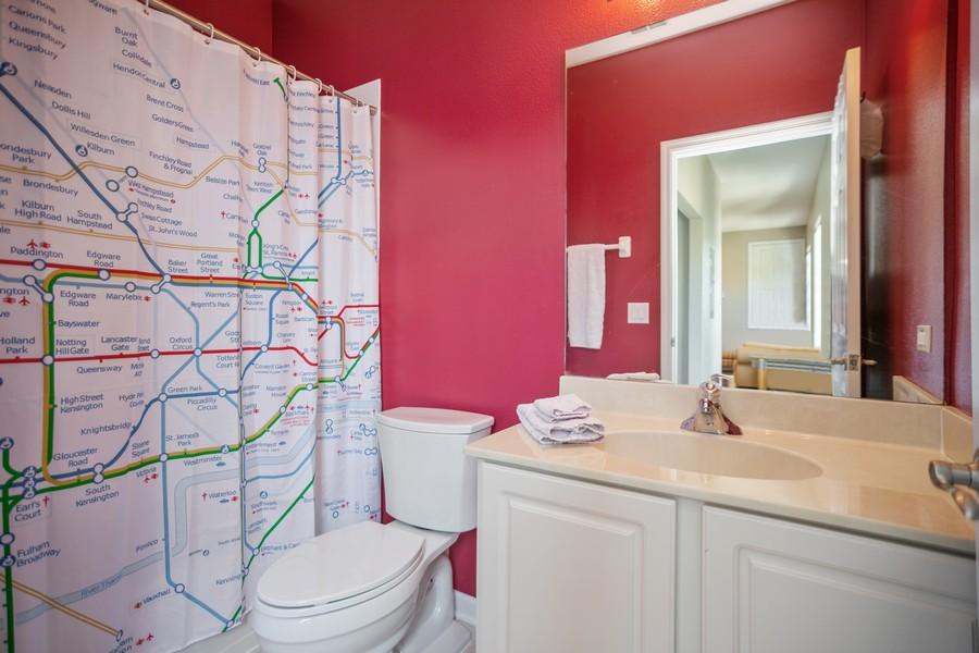 Real Estate Photography - 1103 Mosaic Drive, Celebration, FL, 34747 - Apartment Bath