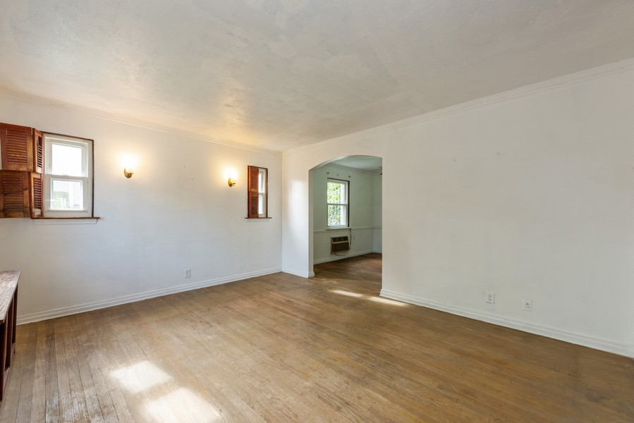 Real Estate Photography - 80-42 208th St, Queens Village, NY, 11427 - Living Room1
