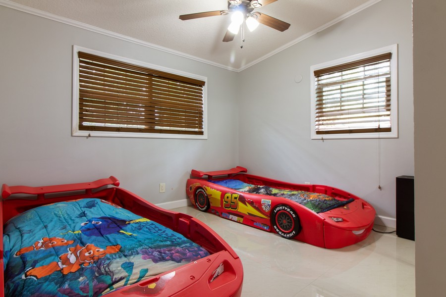 Real Estate Photography - 2519 COTILLION RD, JACKSONVILLE, FL, 32211 - 4th Bedroom
