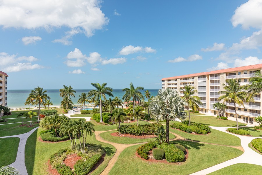 Real Estate Photography - 25730 Hickory Blvd #536, Bonita Springs, FL, 34134 - View