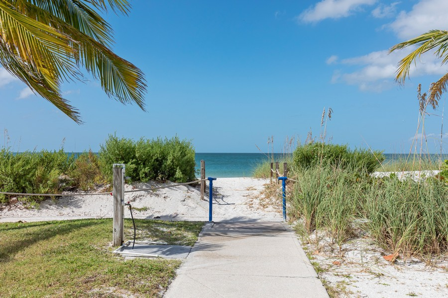 Real Estate Photography - 25730 Hickory Blvd #536, Bonita Springs, FL, 34134 - Beach
