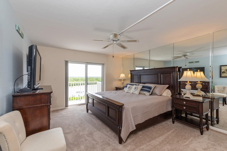 Real Estate Photography - 25730 Hickory Blvd #536, Bonita Springs, FL, 34134 - Master Bedroom