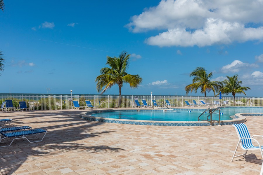 Real Estate Photography - 25730 Hickory Blvd #536, Bonita Springs, FL, 34134 - Pool