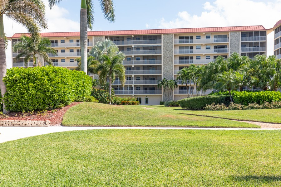 Real Estate Photography - 25730 Hickory Blvd #536, Bonita Springs, FL, 34134 - Front View