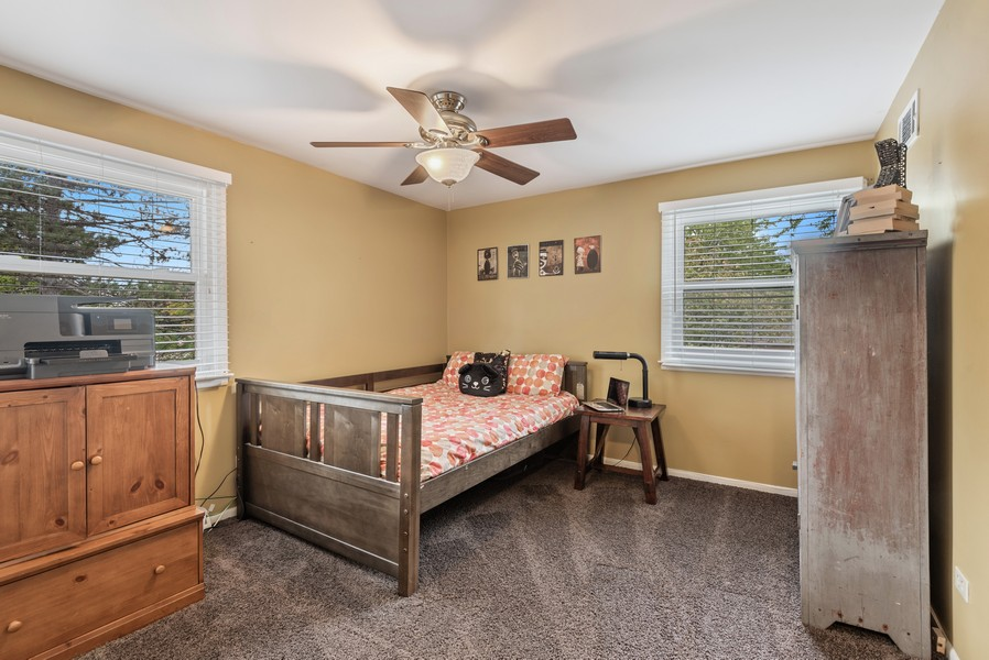 Real Estate Photography - 1560 Chapel Ct, Deerfield, IL, 60015 - 2nd Bedroom