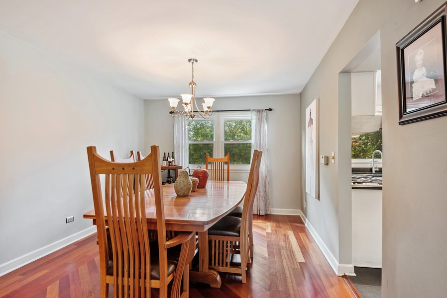 Real Estate Photography - 1560 Chapel Ct, Deerfield, IL, 60015 - Dining Room