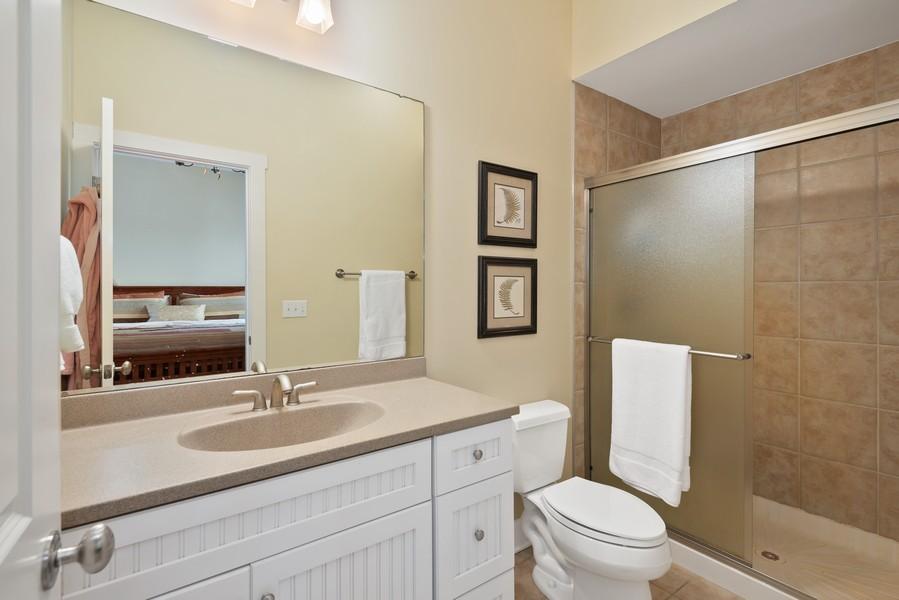 Real Estate Photography - 27 Orchard Lane, Buchanan, MI, 49107 - Master Bathroom
